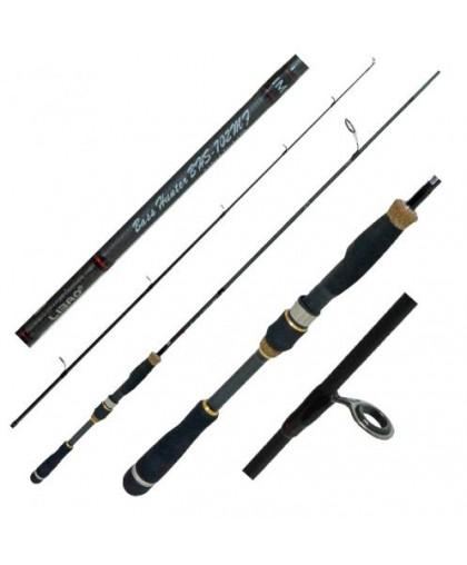 Спиннинг штекерный  Bass Hunter 2,4 м тест: 4-21 г